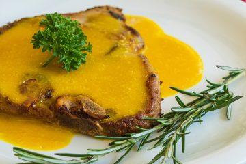Chuletón a la plancha con mantequilla de queso azul receta 5 estrellas