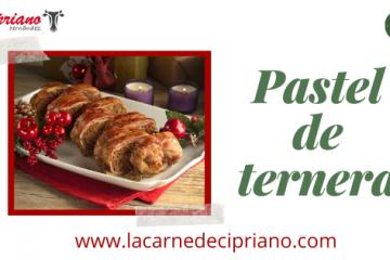 Receta para Navidad: Pastel de carne
